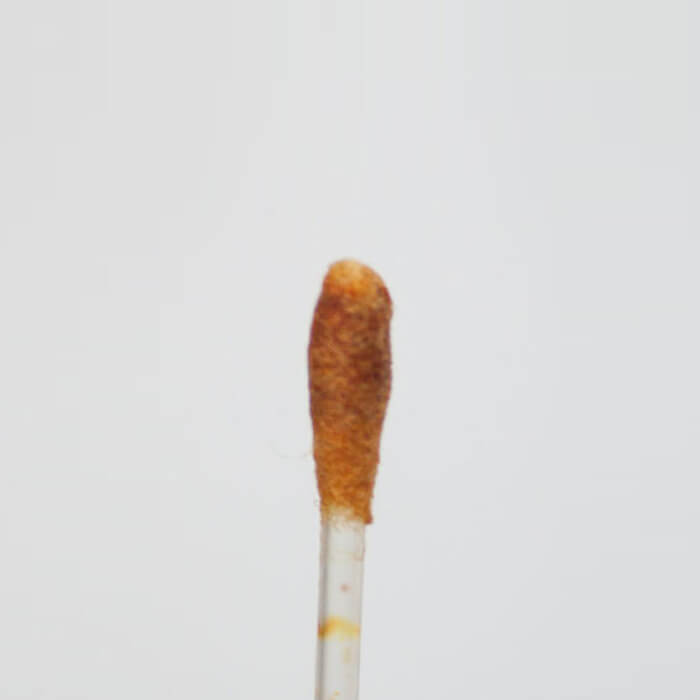 Medical iodophor cotton swabs